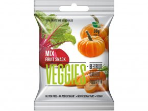 Snack veggies fruit snack 30g