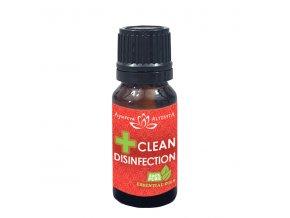 Směs esenciálních olejů Clean desinfection 10ml