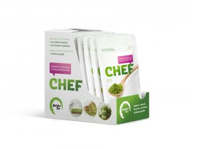 Bio Matcha tea chef 10x50g