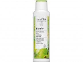 Bio Lavera Šampon Family 250ml