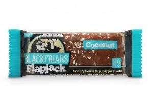 AKCE - Tyčinka ovesná Flapjack Kokos+ Čokoláda 110g, Min.trv.20.7.2020