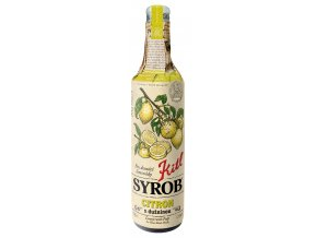 Kitl Syrob Citron s dužinou 500ml