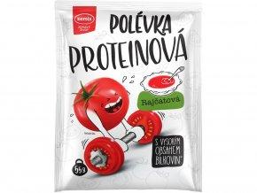 Proteinová polévka s rajčaty 55g