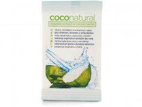 Coco natural 15x8g Box - instantní kokosová voda