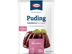 Puding čokoládový bez lepku 45g