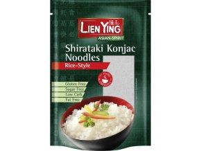 Bio Konjakové těstoviny tvar rýže Shirataki 270g
