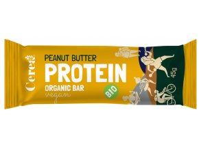 Bio proteinová tyčinka PROTEIN Peanut Butter 45g