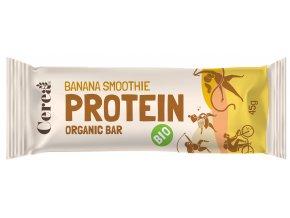 Bio proteinová tyčinka PROTEIN Banana Smoothie 45g