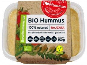 Bio Hummus rajčata 150g