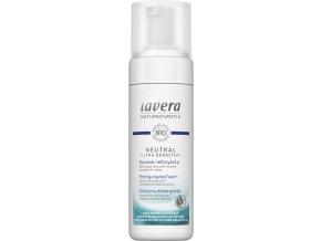 Lavera Neutral ultra sensitive Čistící pěna 150ml