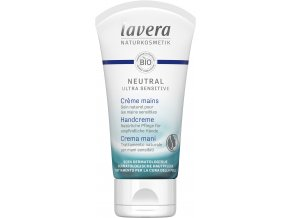 Lavera Neutral ultra sensitive Krém na ruce 50ml