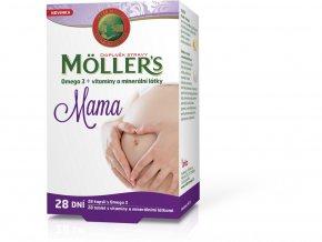 Möller's Mama 28 dní 56 tbl