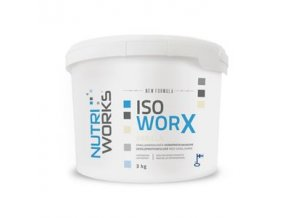 Iso Worx NEW FORMULA 3kg