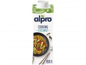 Kokosová alternativa smetany na vaření 250ml