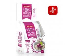 Protein Porridge 30% 5 x 50g raspberry
