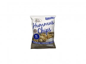 Hummus chipsy – s mořskou solí 45g