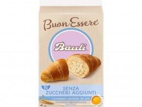 Croissant Bauli Buonessere celozrnný bez přidaného cukru 200g