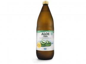Aloe vera 100% šťáva premium quality 1000ml