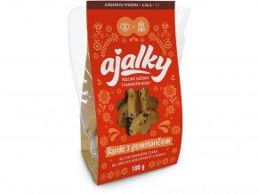 Ajalky - rande s pomerančem 100g
