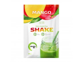 Bio Matcha Tea Shake mango 30g