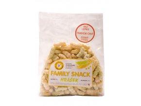 Family snack Hrášek 100g