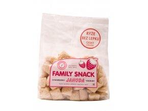 Family snack Jahoda 165g