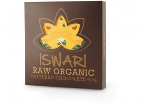 Bio Raw čokoláda - Orange Quinoa Crunch 75g