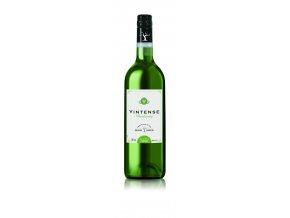 Odrůdové nealkoholické víno bílé Chardonnay 750ml