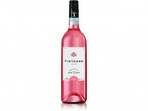Odrůdové nealkoholické víno rosé Syrah 750ml