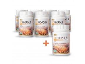 Bio Propolis 90 kapslí AKCE 7+1