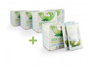 Coco natural 15x8g Box - instantní kokosová voda AKCE 5+1