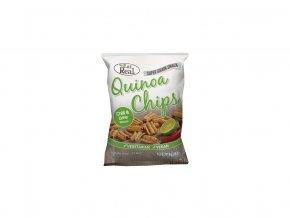Quinoa chipsy – chilli a citron 30g