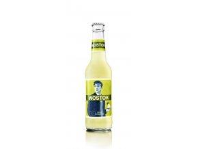 Limonáda Bio Wostok hruška a rozmarýn 0,33l