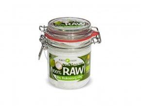 Bio 100% RAW Kokosový olej 300ml