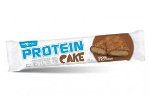 Protein cake čokoláda kokos 50g