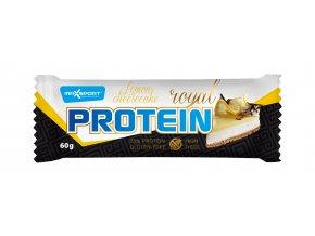 Tyčinka proteinová Royal protein delight lemon cheesecake 60g, min. trv. 25.7.2019
