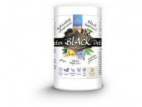 Black detox smoothie mix 140g