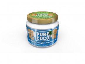 Bio Panenský kokosový olej 250ml Pure coco