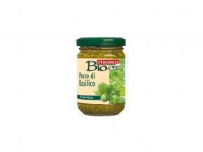 Bio Pesto bazalkove s kesu 125g