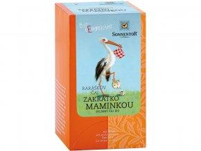 Bio Raráškův čaj - Zakrátko maminkou - porc. dárkový 20g (20sáčků)