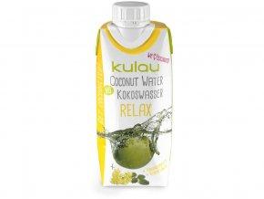 Bio kokosová voda RELAX 330ml