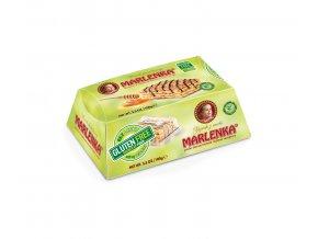 Bezlepkový medový dortík Marlenka s oříšky 100g
