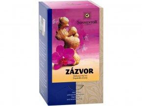 Bio Zázvor - čaj porc. dárkový 20g (20sáčků)