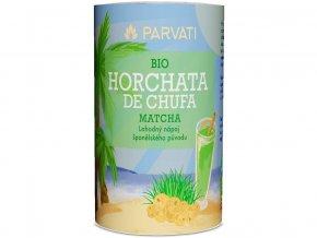 Bio Nápoj Horchata de Chufa Matcha 160g
