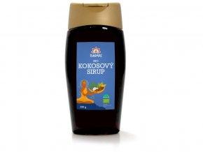 Bio Kokosový sirup (tmavý) 350g