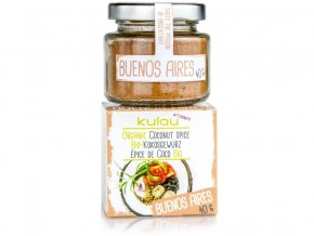 Bio kokosové koření BUENOS AIRES 40g