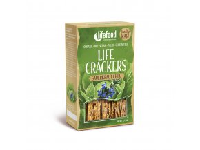 Bio Life crackers Zelánky RAW 60 g
