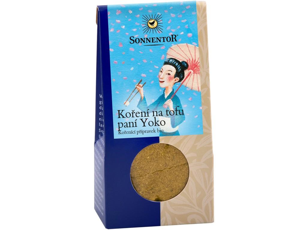 SONNENTOR Bio Koření na tofu paní Yoko 32g