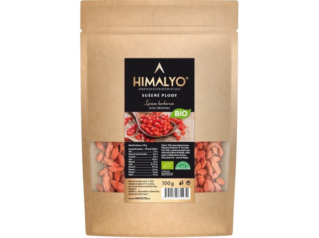 Himalyo Bio Sušené plody Goji 100g