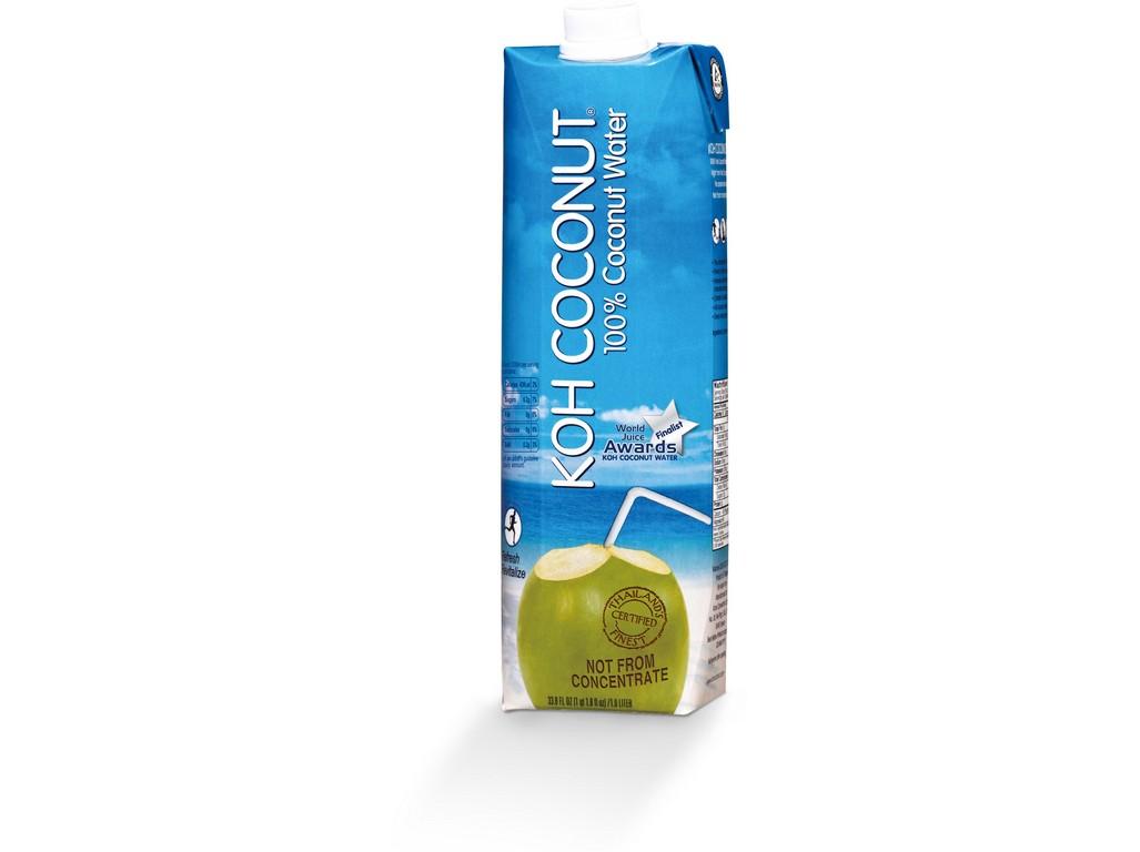Koh coconut 100% kokosová voda 1l